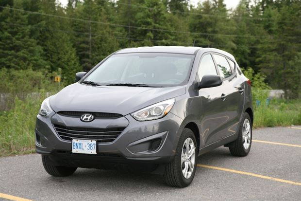 Read about the Autos.ca Day-by-Day Review: 2014 Hyundai Tucson GL
