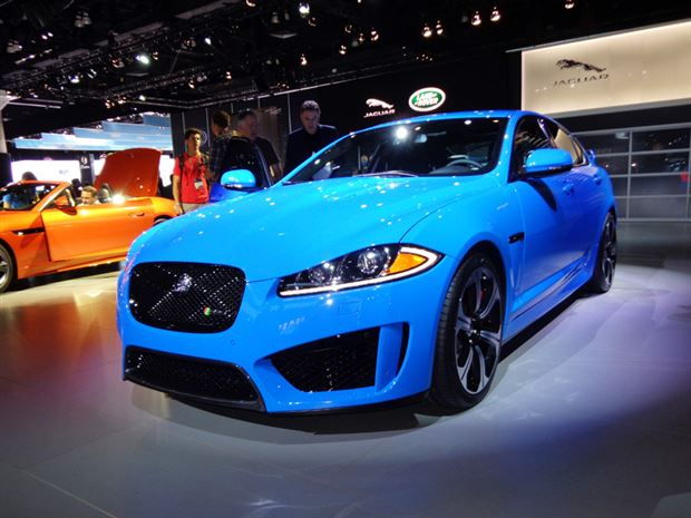 Read about the Autos.ca Preview: 2014 Jaguar XFR-S Sedan