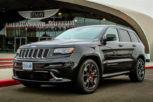 Read about the Autos.ca The Quick and The Dad(s): 2014 Jeep Grand Cherokee SRT