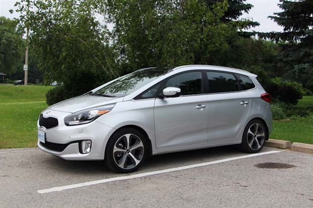 Read about the Autos.ca Test Drive: 2014 Kia Rondo EX Luxury Seven-Seat