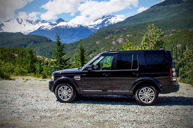 Read about the Autos.ca Test Drive: 2014 Land Rover LR4