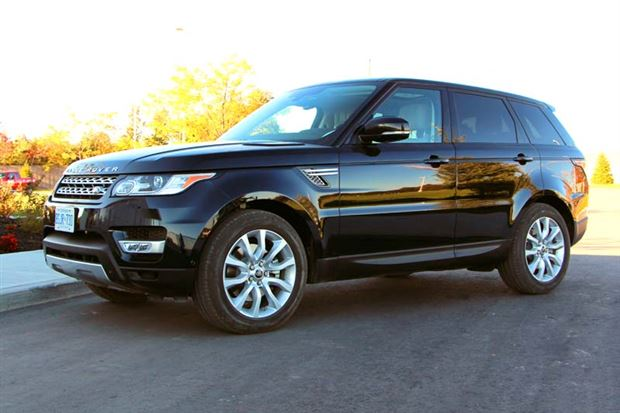 Read about the Autos.ca First Drive: 2014 Land Rover Range Rover Sport