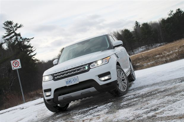 Read about the Autos.ca Test Drive: 2014 Land Rover Range Rover Sport