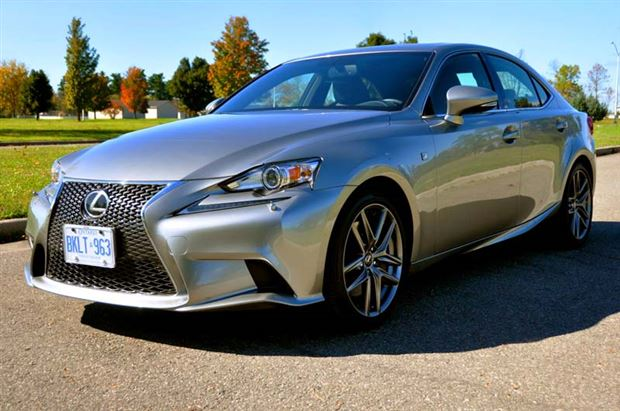 Read about the Autos.ca Long-Term Test Wrap-up: 2014 Lexus IS 350 AWD F Sport