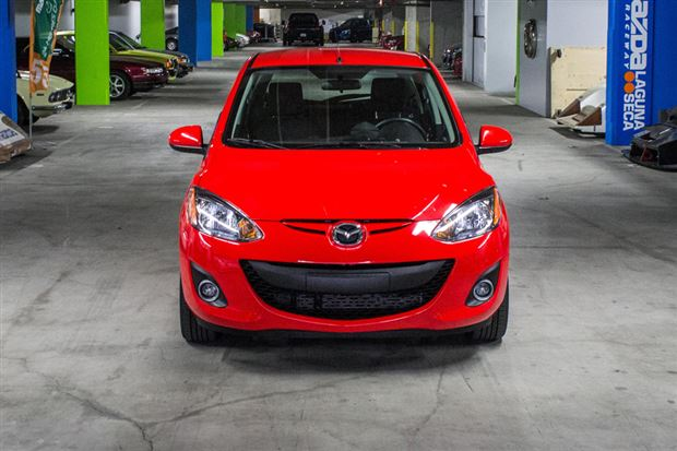 Read about the Autos.ca Test Drive: 2014 Mazda2 GS