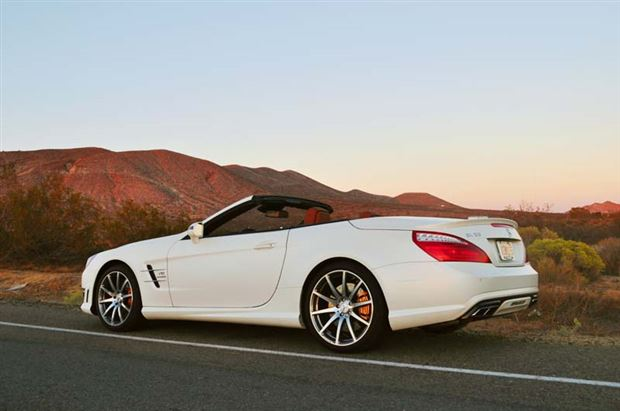 Read about the Autos.ca Quick Spin: 2014 Mercedes-Benz SL 65 AMG