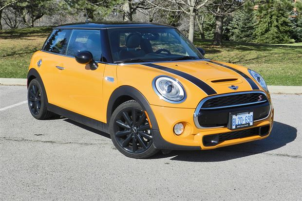 Read about the Autos.ca Test Drive: 2014 Mini Cooper S Hatch