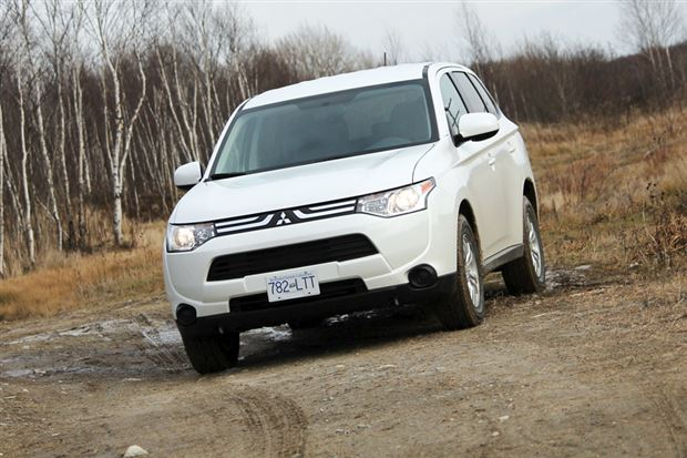 Read about the Autos.ca Test Drive: 2014 Mitsubishi Outlander ES AWC