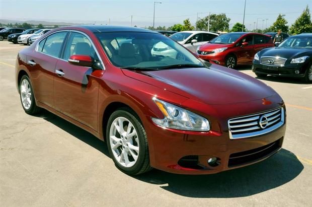 Read about the Autos.ca Used Vehicle Review: Nissan Maxima, 2009-2014