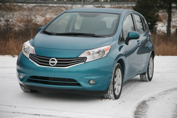Read about the Autos.ca Day-by-Day Review: 2014 Nissan Versa Note