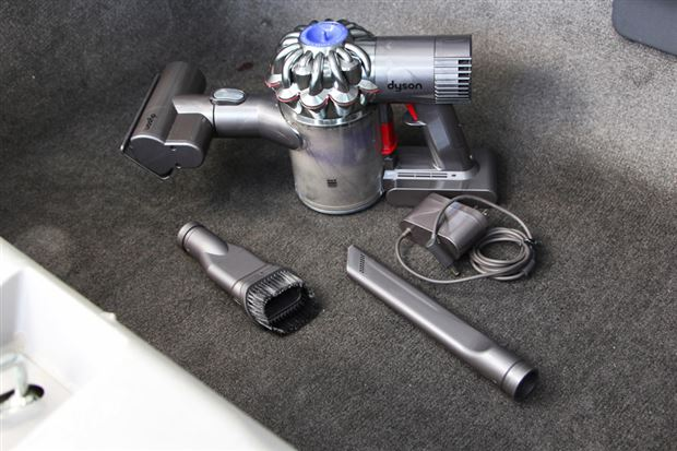 Read about the Autos.ca Product Review: Dyson DC61 Animal Cordless Handheld Vacuum