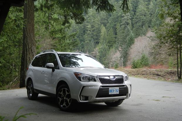 Read about the Autos.ca First Drive: 2014 Subaru Forester