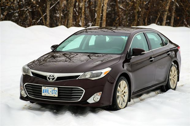 Read about the Autos.ca Test Drive: 2014 Toyota Avalon