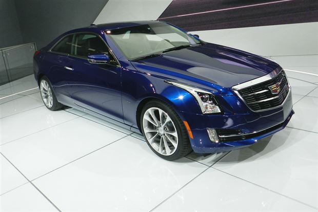 Read about the Autos.ca Preview: 2015 Cadillac ATS Coupe