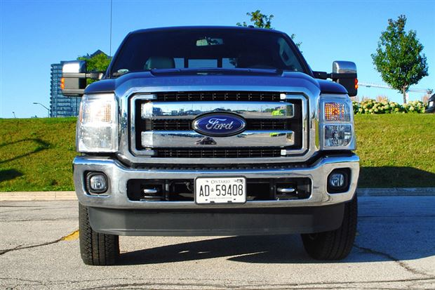 Read about the Autos.ca Road Trip: 4,000 km in the 2015 Ford F-350
