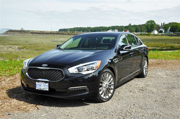 Read about the Autos.ca Road Trip: 2015 Kia K900 to Fredericton, New Brunswick