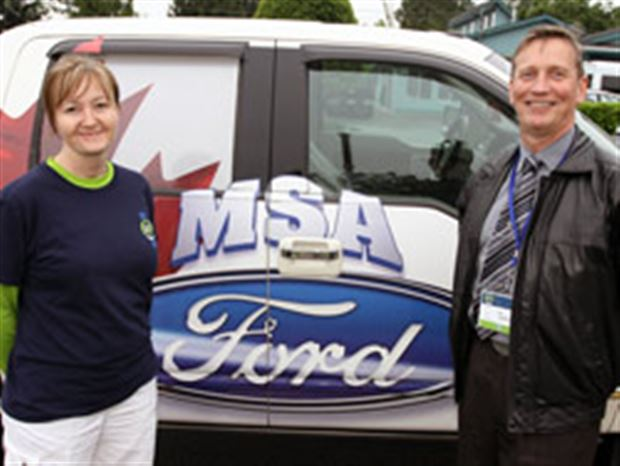 "Read about the Autos.ca Feature:  Ford's ""Drive One 4 UR School"" program"