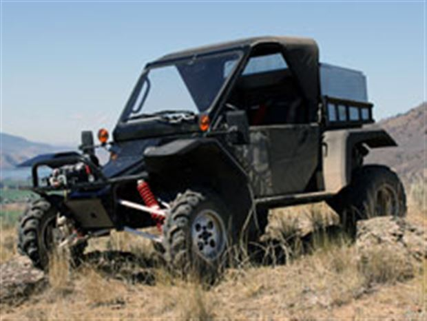 Read about the Autos.ca Feature: TOMCAR UTV