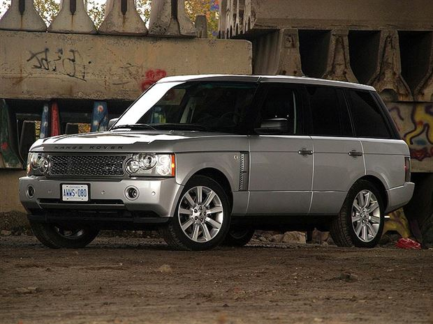 Read about the Autos.ca Used Vehicle Review: Land Rover Range Rover, 2003-2009