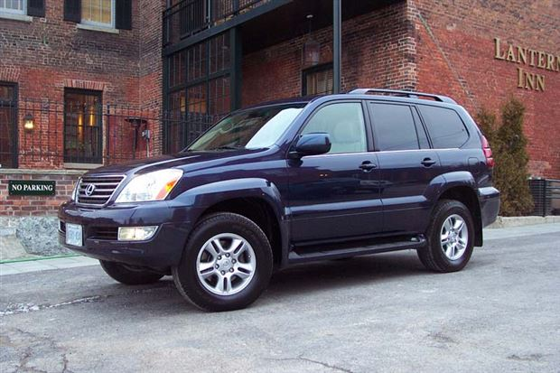 Read about the Autos.ca Used Vehicle Review: Lexus GX, 2004-2009