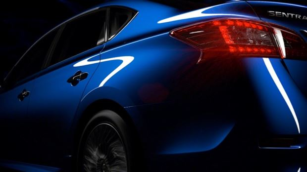 Read about the Autos.ca Nissan Teases All-New Sentra