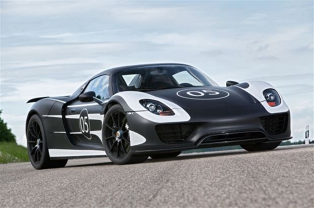Read about the Autos.ca Porsche 918 Spyder Continues Road Testing