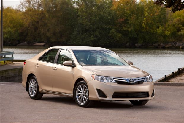 Read about the Autos.ca Toyota To Show Refreshed 2015 Camry In New York