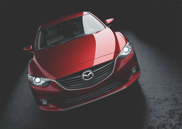 Read about the Autos.ca Mazda Looking To Go Upmarket In Canada