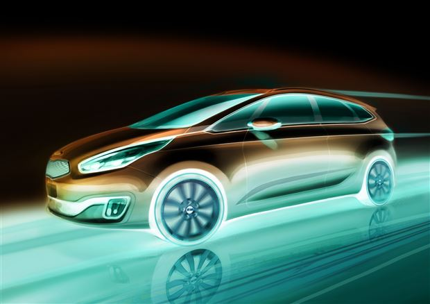 Read about the Autos.ca All New Kia Carens (Rondo) to Debut in Paris