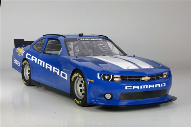 Read about the Autos.ca Chevrolet Camaro to Debut in 2013 NASCAR Nationwide Series