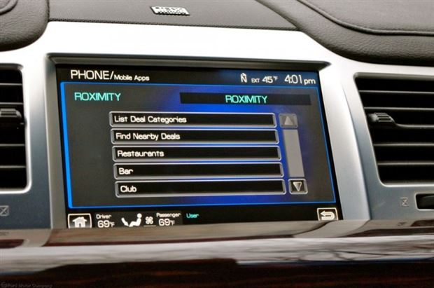 Read about the Autos.ca ROXIMITY Finds You Deals Through Ford's SYNC