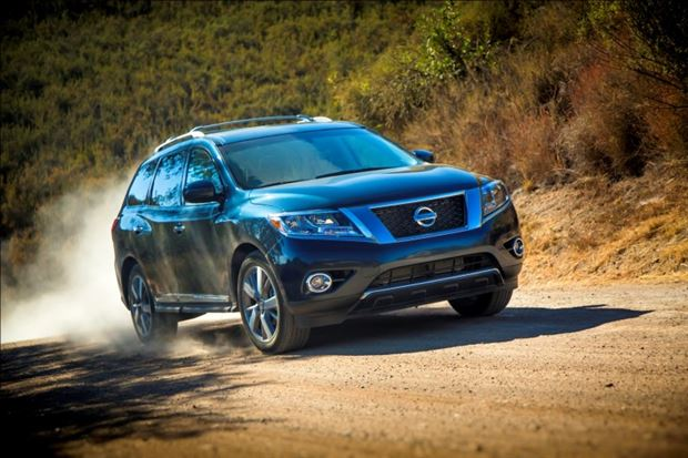 Read about the Autos.ca Nissan Unveils New 2013 Pathfinder