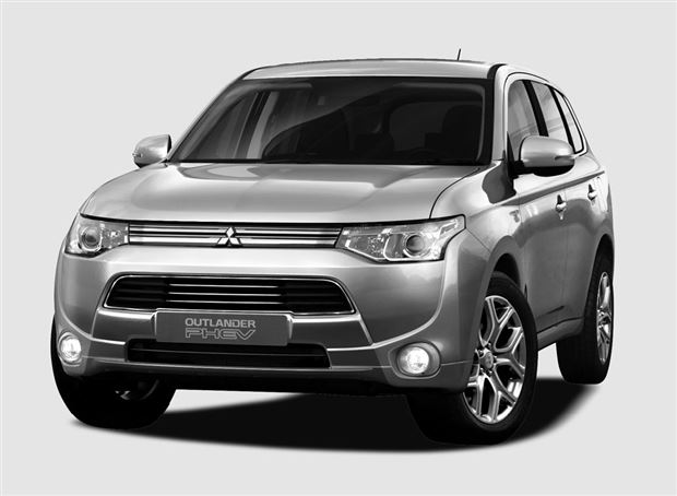 Read about the Autos.ca Mitsubishi Outlander PHEV to Debut at Paris