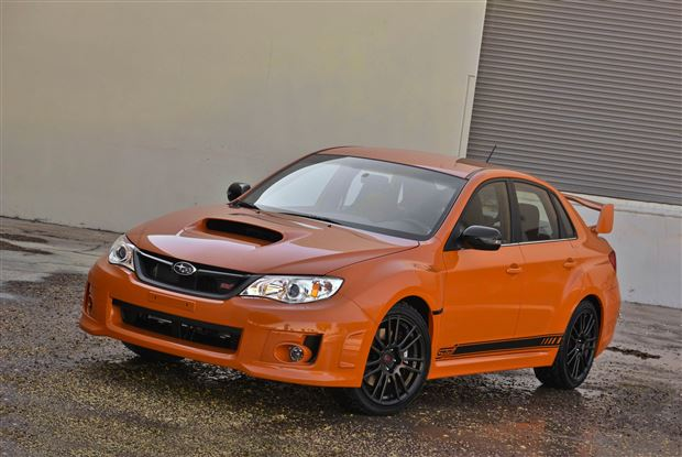 Read about the Autos.ca Trick or Treat: Special Edition WRX and STi Revealed