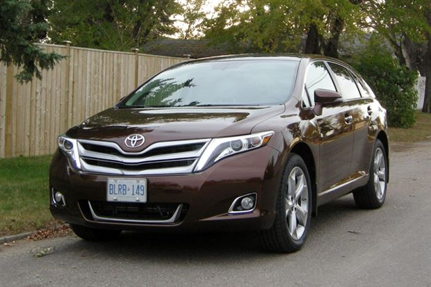 Read about the Autos.ca Quick Spin: 2013 Toyota Venza Touring AWD