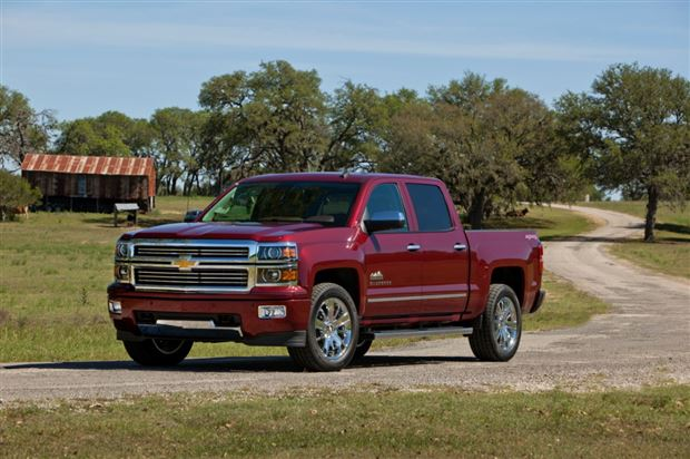 Read about the Autos.ca Diesel Wars Could See 3.0L V6 In Silverado, Sierra
