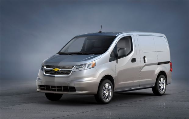 Read about the Autos.ca GM To Source Small Cargo Vehicle From Nissan For Canadian Market