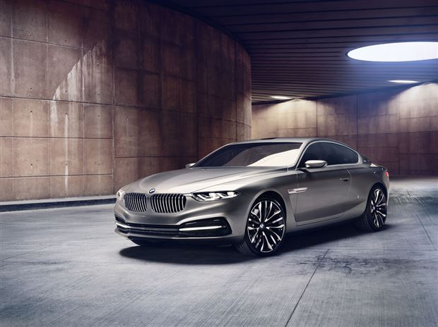 Read about the Autos.ca BMW Pininfarina Gran Lusso Coupé Reunites The Axis For Good, Looks Evil