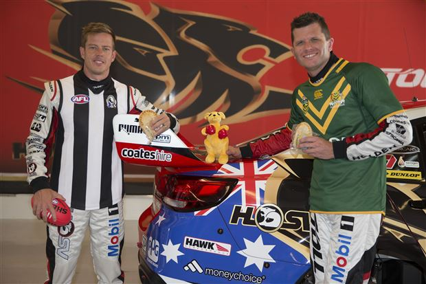Read about the Autos.ca Football, Meat Pies, Kangaroos And Holden Cars