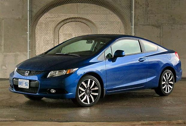 Read about the Autos.ca Test Drive: 2013 Honda Civic Coupe EX-L Navi