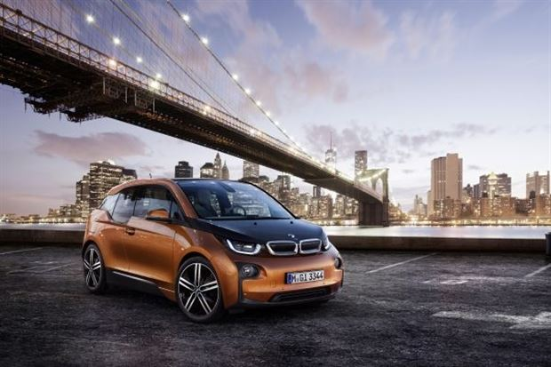 Read about the Autos.ca BMW launches $44,950 i3