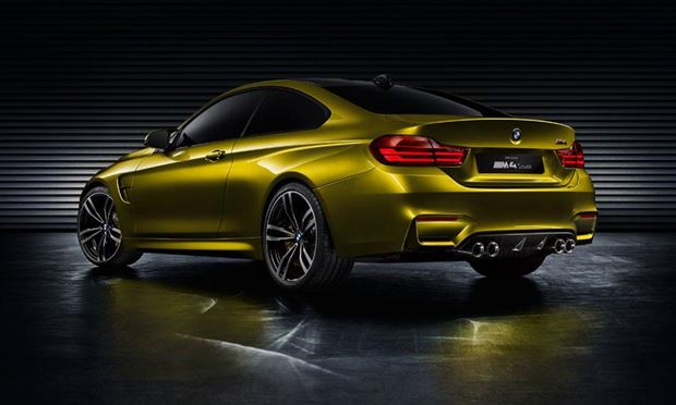 Read about the Autos.ca BMW M4 Will Arrive In North America Without A Clutch Pedal