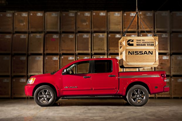 Read about the Autos.ca 2016 Nissan Titan To Debut At Detroit Auto Show