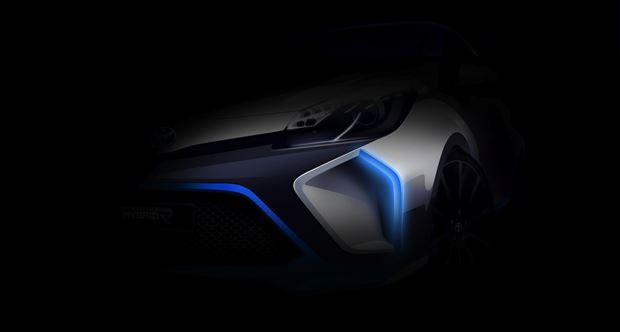 Read about the Autos.ca Toyota Will Release 400 hp Hybrid-R Concept At Frankfurt