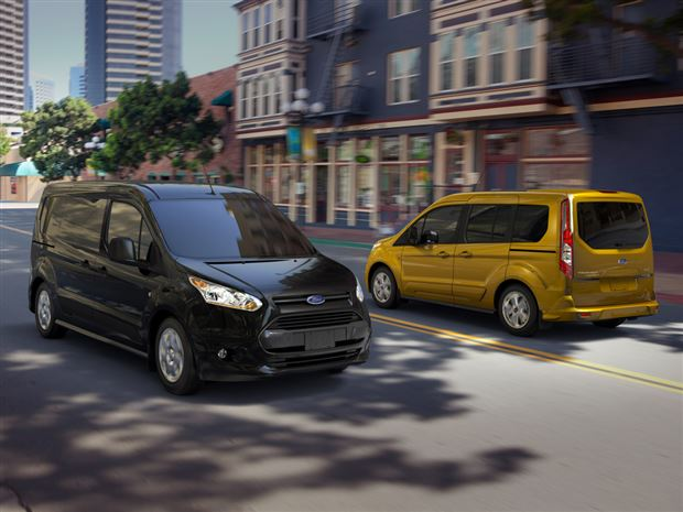 Read about the Autos.ca Buyer's Guide: 2014 Ford Transit Connect