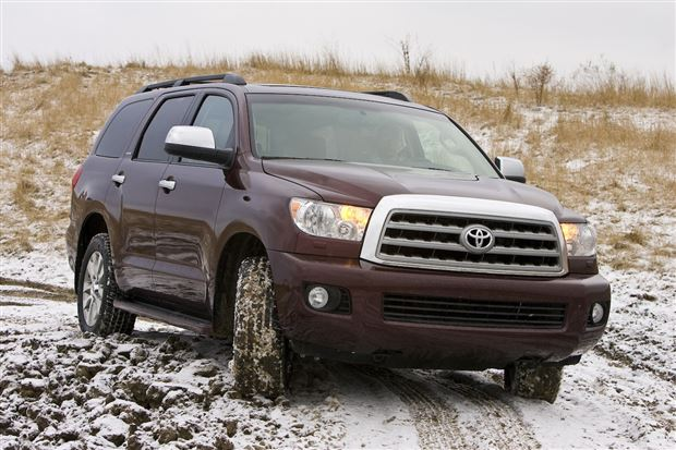 Read about the Autos.ca Toyota ups price on slow-selling Sequoia, trims standard features
