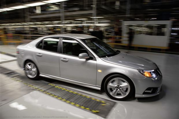 Read about the Autos.ca Saab Is Producing Cars Again, Sort Of