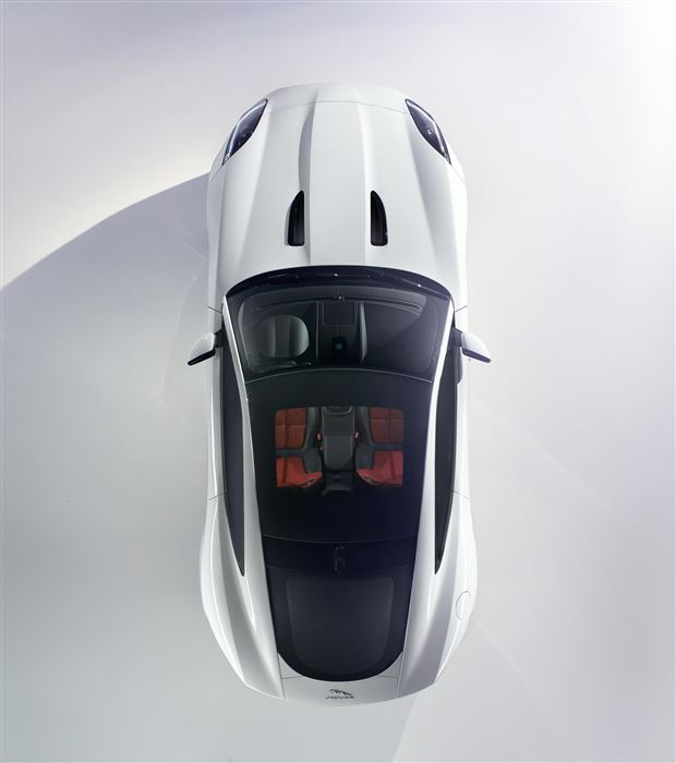 Read about the Autos.ca Jaguar F-Type Coupe To Be Unveiled In LA