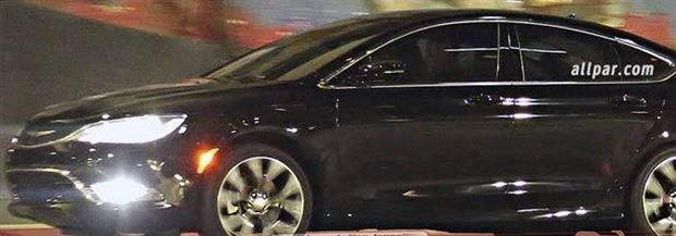 Read about the Autos.ca SPIED: Next Generation Chrysler 200