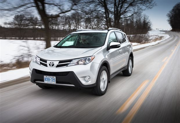 Read about the Autos.ca News: Toyota Canada Prices 2014 RAV4 From $23,870